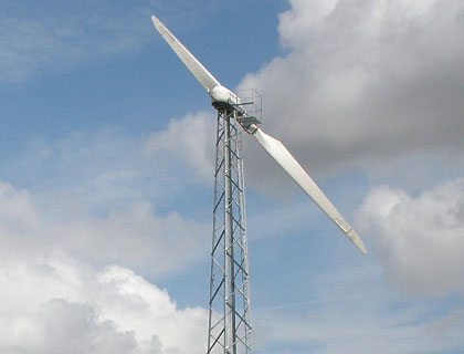 Gaia Wind (Green Energy Solutions) Limited